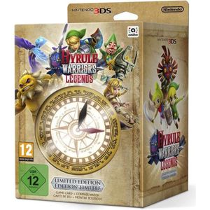 JEU 3DS Hyrule Warriors Legends Jeu 3DS + 1 Montre Boussol