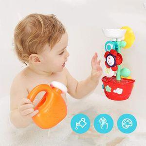 JEU D'APPRENTISSAGE Jouets pour le bain pour les tout-petits bébés enf