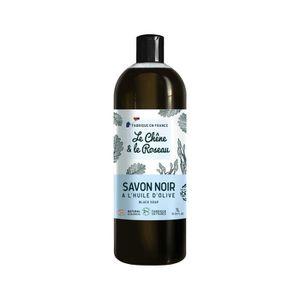 NETTOYAGE MULTI-USAGE Savon noir liquide Ecocert LE CHÊNE ET ROSEAU - 1
