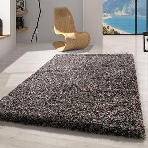 TAPIS Carpetsale24 Alfombra desgreñada simple alfombra p