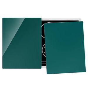 PLAQUE INDUCTION Couvre plaque de cuisson - Pine Green - 52x80cm, p