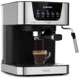 CAFETIÈRE Klarstein Arabica - Machine à expresso, 1050 watts