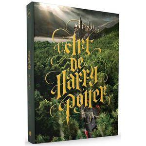 LIVRE SCULPTURE Livre - l'art de Harry Potter