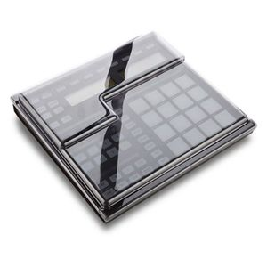 COUVRE-PLATEAU DECKSAVER MASCHINE SMOKED/CLEAR COVER