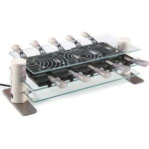 APPAREIL À RACLETTE LAGRANGE Raclette 10 transparence 009904