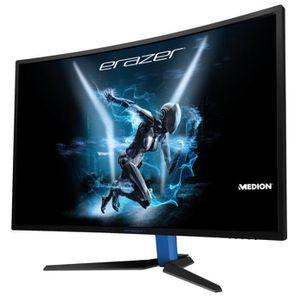 ECRAN ORDINATEUR MEDION® ERAZER X58426 Écran Gaming 31,5