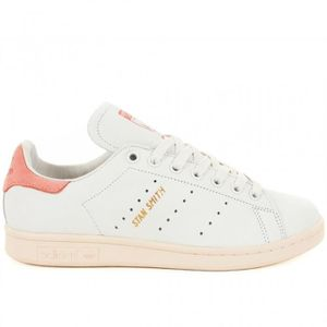 adidas stan smith blanc rose achat vente pas cher cdiscount. Black Bedroom Furniture Sets. Home Design Ideas