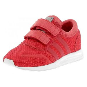 official photos a14fd cd757 CHAUSSURES MULTISPORT Adidas - Adidas Chaussures de Sport Rouge Los Ange