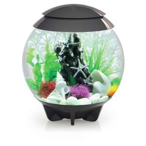 AQUARIUM Oase - Aquarium BiOrb Halo LED de 30L - Gris