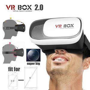 LUNETTES 3D Nouvelle réalité virtuelle VR BOX II 2.0 Version l