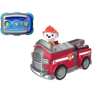 VOITURE - CAMION Pat Patrouille - Camion de pompier rouge RC Marcus