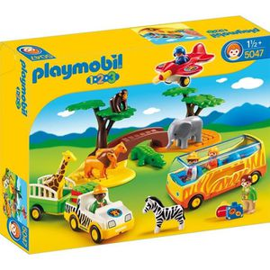 ROBOT - ANIMAL ANIMÉ PLAYMOBIL 5047 Coffret animaux de la savane