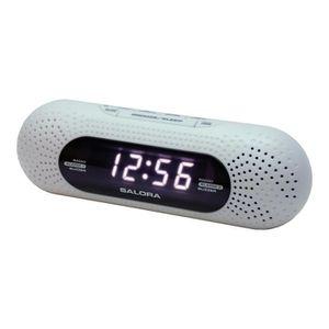 TUNER HI-FI Salora CR626USB Radio-réveil
