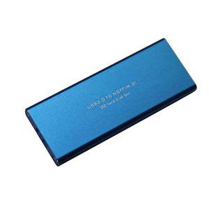 DISQUE DUR EXTERNE Super Speed USB 3.0 A Ngff (M.2) Boîtier - Boîti