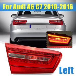 Audi A6 2011-2015 Saloon Extérieur Aile Arrière Feu Arrière Lampe N//S Passager Gauche
