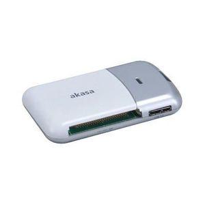 BOITIER PC  Akasa USB 3.0 Lecteur de cartes