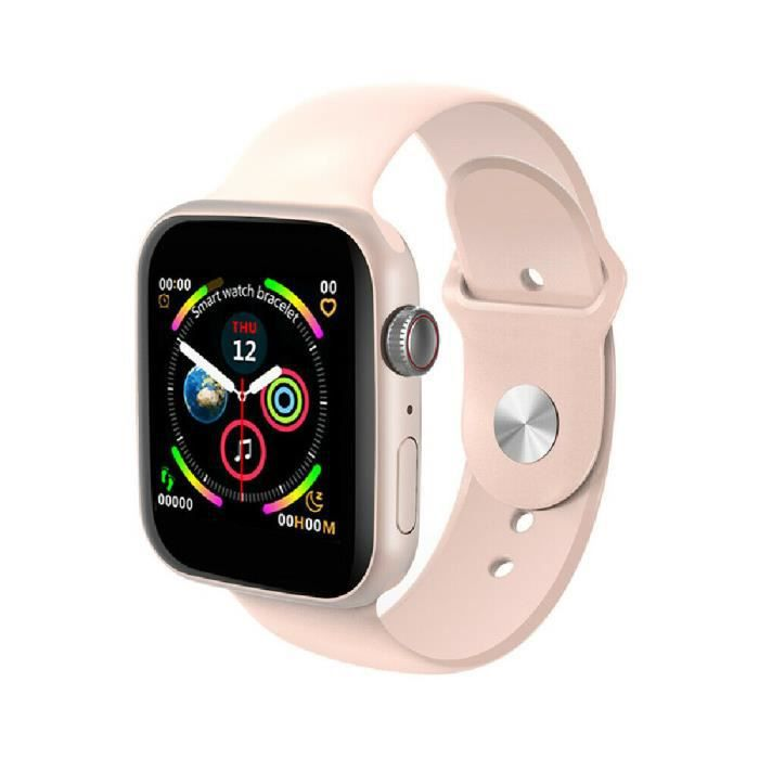 Apple Watch Series 3 GPS , 42mm Boîtier en aluminium avec bracelet de sport Rose