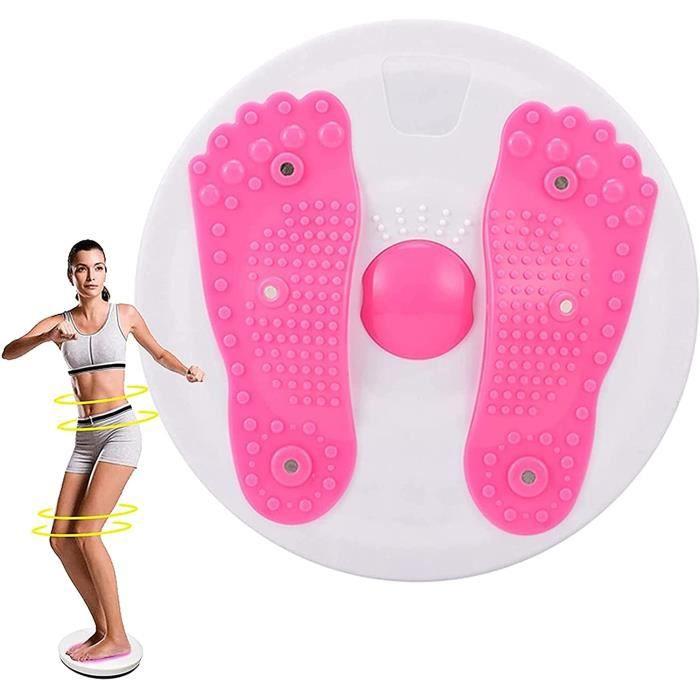 Planche de torsion de taille de sport, équipement de perte de poids pour femmes, massage des pieds
