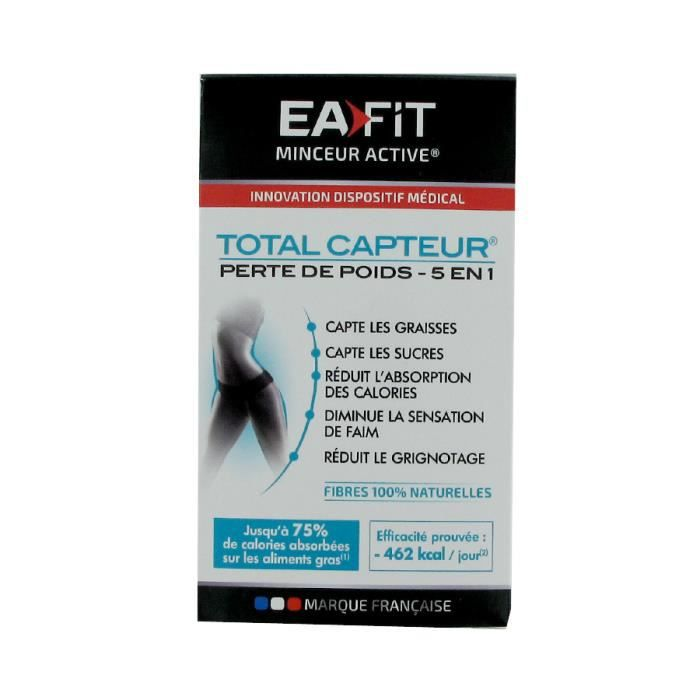 EAFIT Total Capteur - 60 gélules Dis