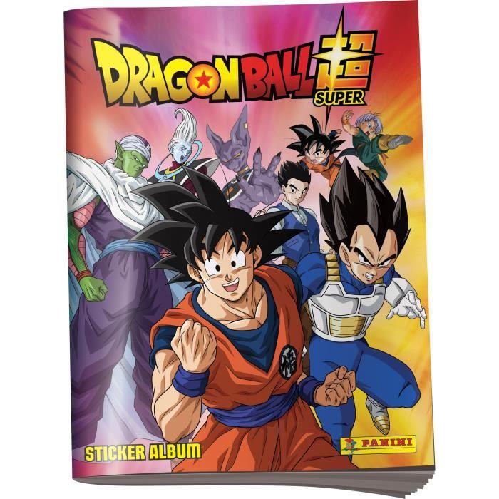 DRAGON BALL SUPER - cartes à collectionner - 2 Album