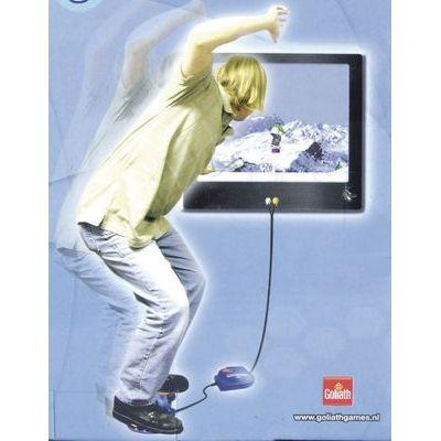 Snowboard on TV