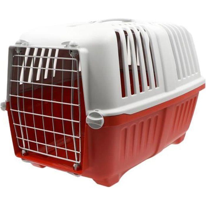 AIME Panier de transport Pratiko - Pour chien et chat
