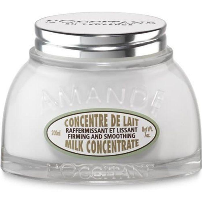 Concentré de lait Amande - L'Occitane