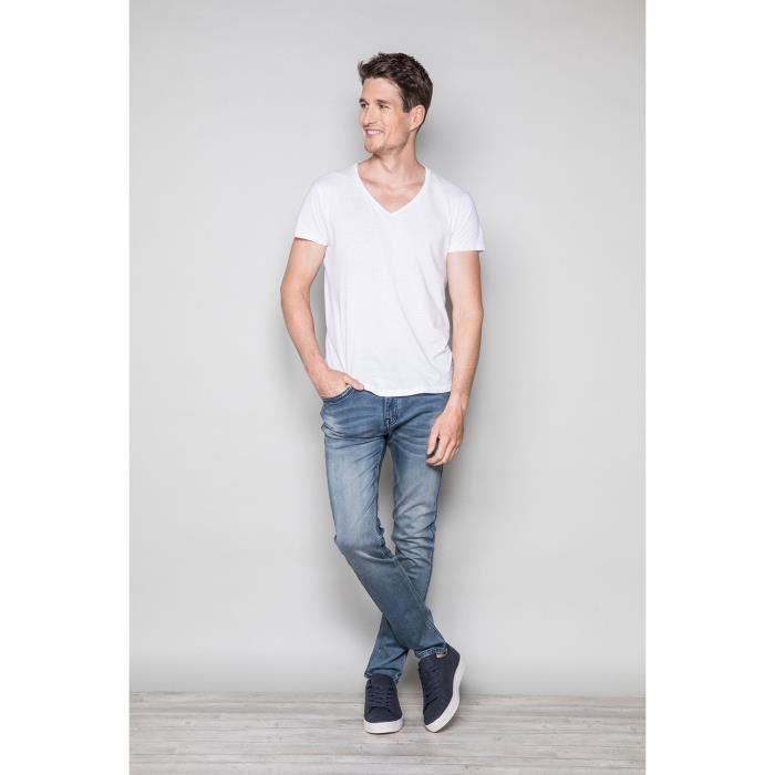 STRIPHTML(Jogg jean slim TARMAC - Couleur - Stone Used, Taille - 32)