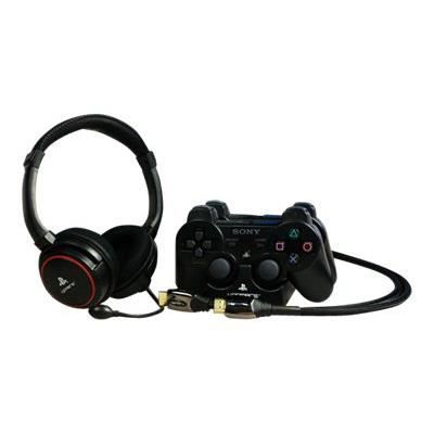 4gamers kit micro casque ps3 achat vente casque microphone 4gamers kit de d marrage ps3. Black Bedroom Furniture Sets. Home Design Ideas