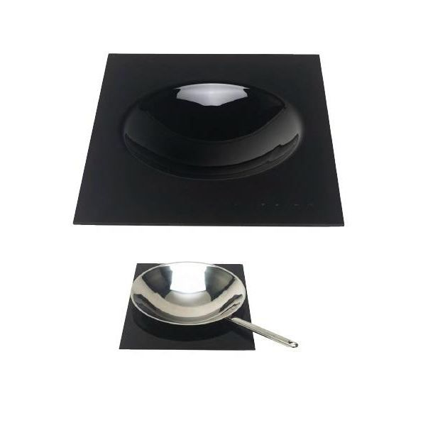 domino wok induction built in t40w achat vente. Black Bedroom Furniture Sets. Home Design Ideas
