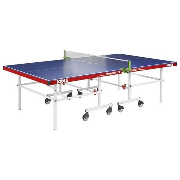 Table de ping pong joola outdoor tr achat vente table tennis de table d c - Achat table ping pong ...