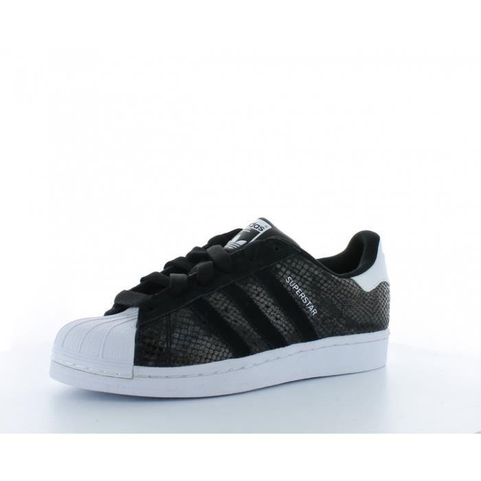 better get cheap purchase cheap Adidas superstar b35797 noir basket noir serpent Noir ...
