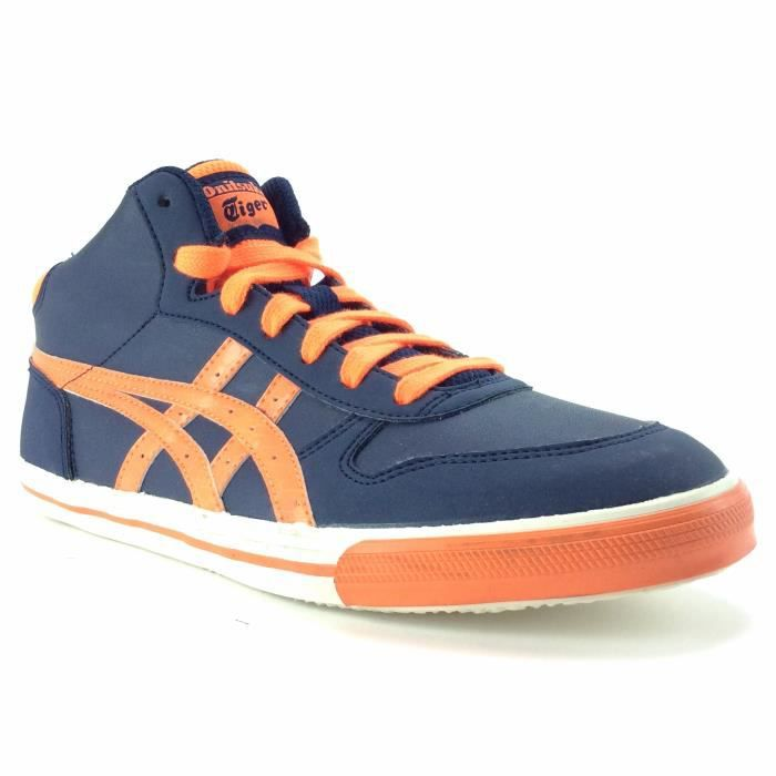 best sneakers 8f8bf 7cc51 Basket - Onitsuka Tiger - aaron mt Orange - Achat / Vente ...