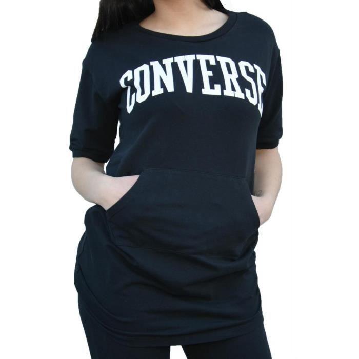 sweat shirt converse femme