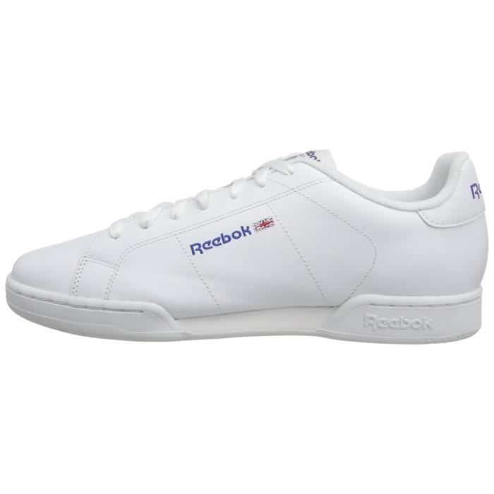 reebok npc 2 blanche homme Taille 42