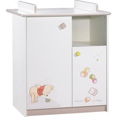 Commode b b winnie l 39 ourson sense of discovery achat vente commode b b 2009968968047 - Armoire bebe winnie lourson 2 ...