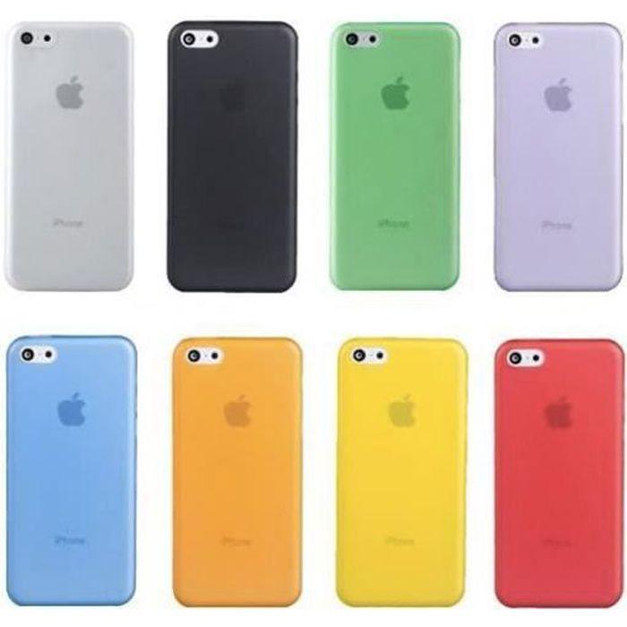 tikawi lot 8 coques pour iphone 7 8 transparent