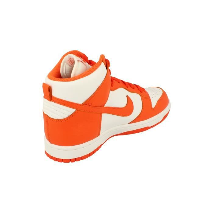 Nike Femme Dunk Retro QS Hi Top Trainers 854340 Sneakers Chaussures 100