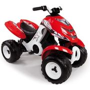 QUAD - KART - BUGGY Smoby X Power Quad Electrique Rouge