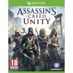 JEU XBOX ONE Assassin's Creed Unity Xbox One