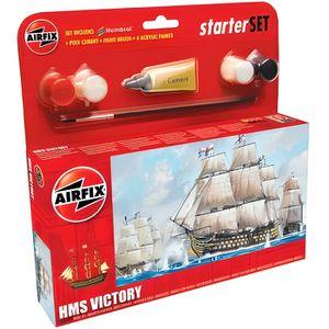 MAQUETTE DE BATEAU Maquette bateau: Starter Set: HMS Victory