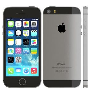 SMARTPHONE Iphone 5S 16 GB Gris Sidéra