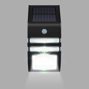 LAMPE DE JARDIN  [Lampe Solaire Murale LED] Eclairage Solaires d'Ex