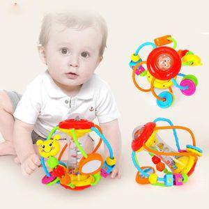 HOCHET Santé balle Jouets pour bébé 3 6 Mois Hochet appre