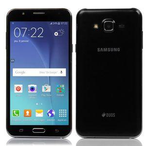 SMARTPHONE RECOND. Samsung J7 16GO smartphone Noir débloqué remise à