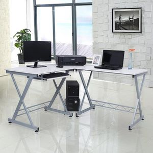 BUREAU  Superbe Bureau Informatique Table Informatique Tra