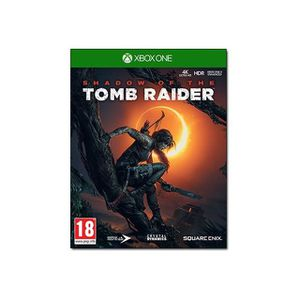JEU XBOX ONE Shadow of the Tomb Raider Xbox One