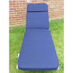CHAISE LONGUE UK-Gardens - Coussin de chaise de jardin