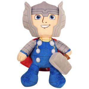 """Officiel Marvel Comics Thor Large 12/"""" Peluche Jouet Doux en Peluche Nouveau Style avec étiquettes"""