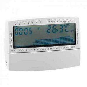 THERMOSTAT D'AMBIANCE 739107 Thermostat d'ambiance numérique à piles CAL